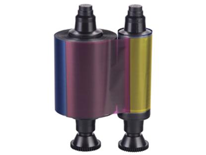 Evolis Color Ribbon YMCKO (200 prints)