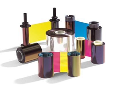 Evolis Color Ribbon YMCKO (100 prints)